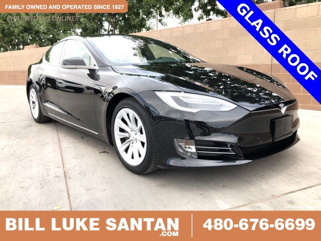 Tesla Model S 75d >> Pre Owned 2018 Tesla Model S 75d 4d Hatchback In Gilbert Se15972