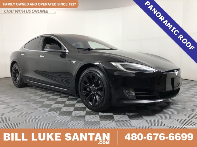 Tesla Model S 75d >> Pre Owned 2018 Tesla Model S 75d 4d Hatchback In Gilbert Se15817