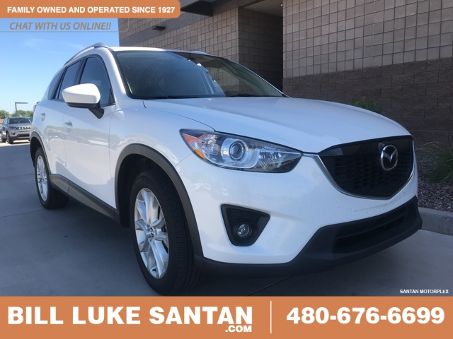 Pre Owned 2013 Mazda Cx 5 Grand Touring 4d Sport Utility In Gilbert