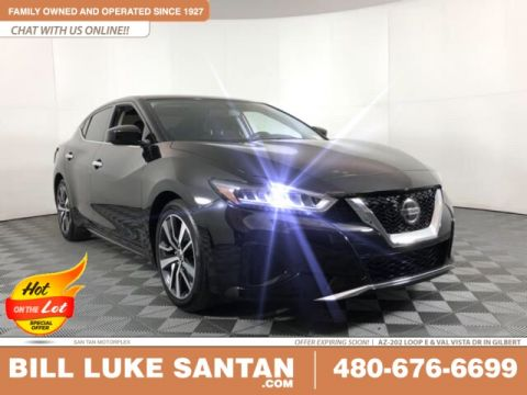 Pre-Owned 2019 Nissan Maxima 3.5 S